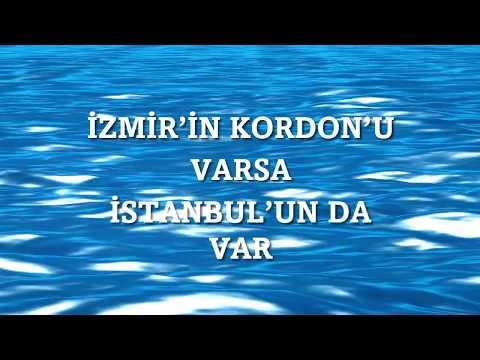 İzmir'in Kordon'u Varsa İstanbul'un da Var!