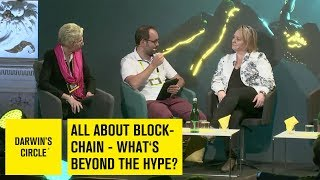 All About Blockchain – What's beyond the Hype? | moderated by Benjamin Rohe
