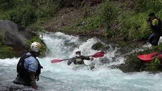 Whitewater Canoeing - Mexico 2019