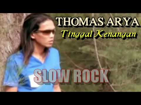 THOMAS ARYA_TINGGAL KENANGAN ( LIRIK ) Mp3