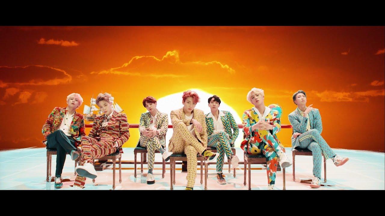 BTS — Idol
