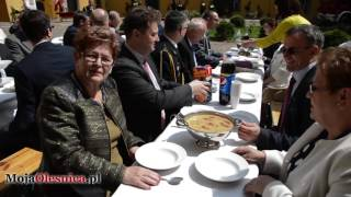 Oleśnica - starosta i działacze PiS-u ws. antysemityzmu