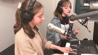 """Chandelier""   Sia   Cover By MIMI & JOSEPHINE | THE VOICE KIDS 2019 ( Mimi & Josi)"