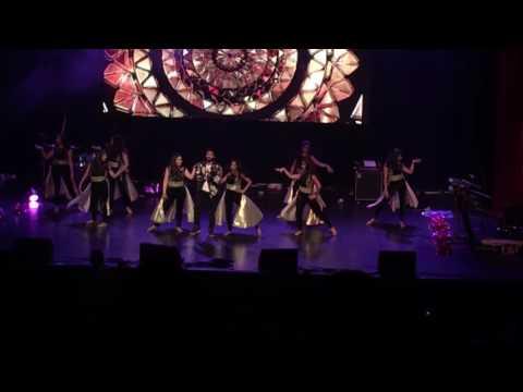 Neeraj Madhav dance at Malayalam NAFA 2017 Chicago