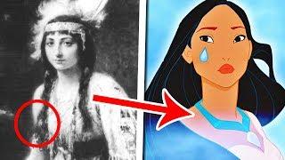 The Messed Up Origins of Pocahontas | Disney Explained - Jon Solo