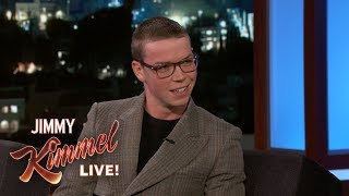 Will Poulter Reveals Embarrassing on Set Moment