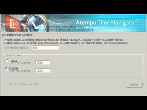 "Il video ""Installare Time Navigator (TiNa) su Windows"""