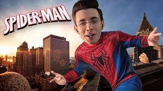 JesusAVGN в Spider-Man [2 Серия]
