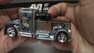 Revision 338: Hot Wheels Culture Pop Rock AC/DC Convoy Custom y The Who Smokin Grille