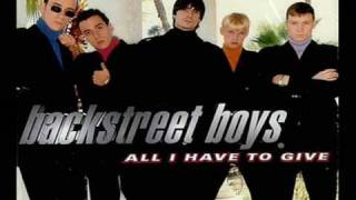"""""""All I Have To Give"""" - Backstreet Boys [A Cappella]"""