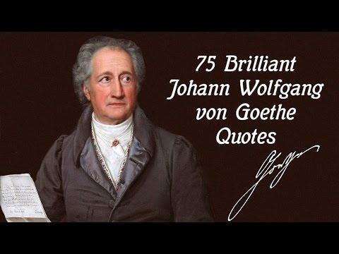 Johann Wolfgang Von Goethe Betekenisdefinitie Vanwat Is