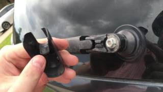 How to Change The Rear Windshield Wiper 2007 Lexus RX 350/GX 470