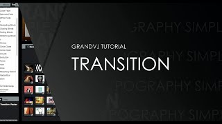ArKaos Grand VJXT Video Tutorial - 12. ArKaos GrandVJ Transition Tutorial