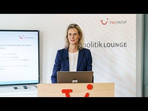 Umweltmanagement auf Kreuzfahrtschiffen –politikLOUNGE 18.10.2018