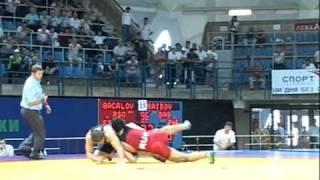 Gatsalov  vs Saidov, 2007 Russian Nationals