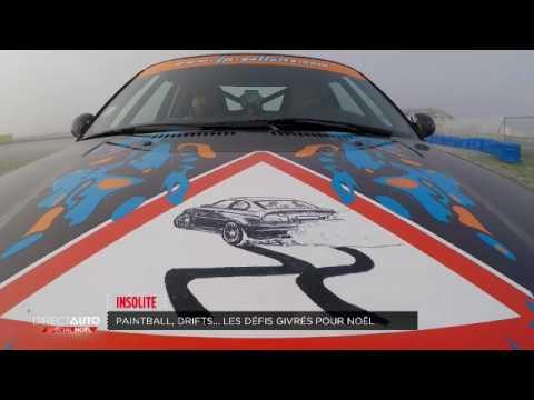 Jean-Pierre Gallaire sur Direct Auto (D8)