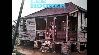 JOHN LEE HOOKER -  HOUSE OF THE BLUES (FULL ALBUM)