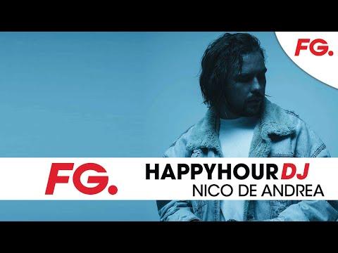 NICO DE ANDREA   FG CLOUD PARTY   LIVE DJ MIX   RADIO FG
