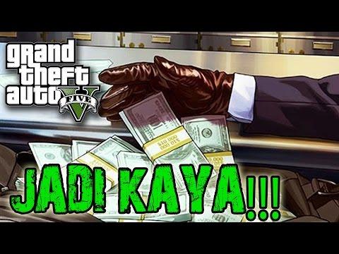 Video GTA 5 PS4 - Cara Mendapat Uang SANGAT BUANYAK di GTA 5 Single Player! (Khusus Next Gen!)