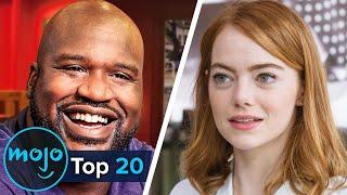 Top 20 Nicest Celebrities