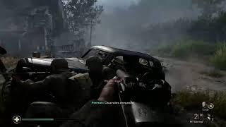 Call of Duty WWII Modo História