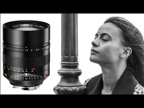 External Review Video pC4Ler-ns8k for Leica Summilux-M 90mm f/1.5 ASPH Lens