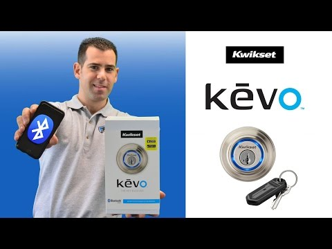 Kwikset Kevo Review – Bluetooth Lock By Silver Eagle Locksmith