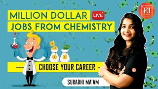 Million Dollar Jobs From Chemistry | Chemistry Jobs | Choose From Highest Paying Jobs | Vedantu