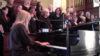 Elton John, Border song. John Houston Gospel Choir Cover