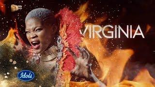 Top 10: Virginia – 'Yebo Linamandla' – Idols SA
