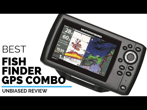 10 Best Fish Finder GPS Combo 2019 | Unbiased Review