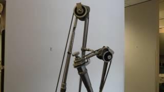 Lot #0113: Emesco 107NH Antique Dental Drill