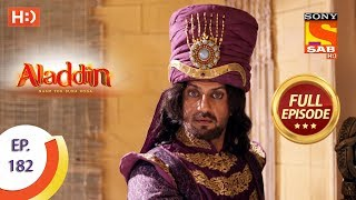Aladdin - Ep 182 - Full Episode - 26th April, 2019