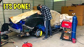 Rebuilding A Wrecked 2018 Camaro ZL1 Part 10