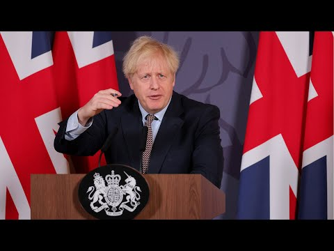 Watch LIVE: PM Boris Johnson Addresses The Nation With The Details Of The Agreed UK/EU Trade Deal