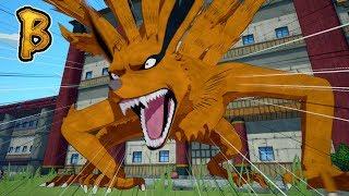 Kyuubi  Attacks the Hidden Leaf Village! Boss Battle   Naruto to Boruto Shinobi Striker