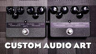 Custom Audio Art - Drive M & High Drive - Review