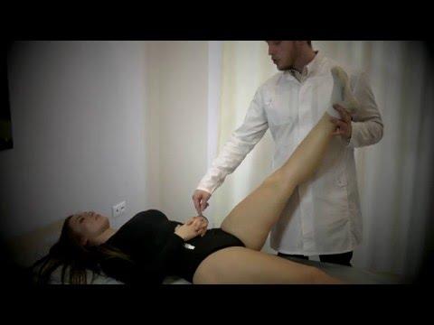 Тестирование тазобедренного сустава