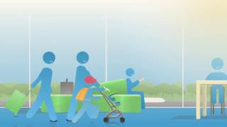 Heading out of the airport with the family soon Get yourself prepared with our quick video