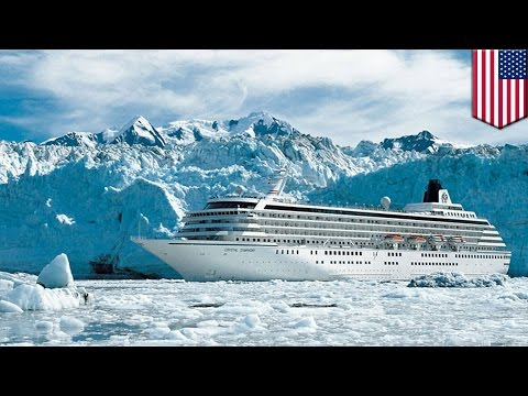 Luxury cruise to set sail through the dangerous waters of the Northwest Passage – TomoNews