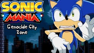 Sonic Mania Mods | Genocide City Zone