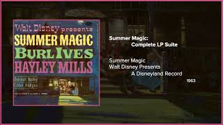 Summer Magic by Disneyland Records Presented by Filmscore Fantastic