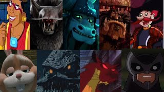 Defeats Of My Favorite Animated Non Disney Movie Villains Par 5