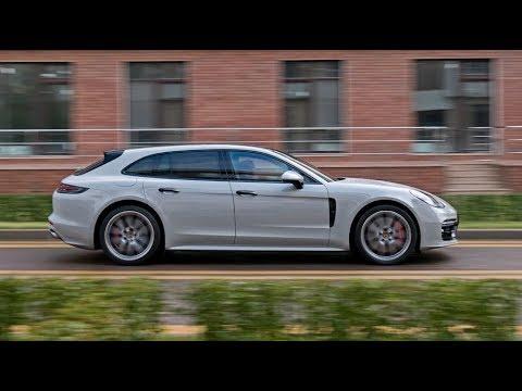 Porsche Panamera Sport Turismo Обзор