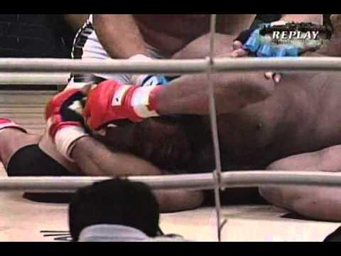 The Worst Of Bob Sapp MMA