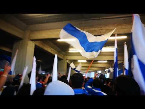 """""""Nuevo Cántico Los Cruzados 2017"""" Barra: Los Cruzados • Club: Universidad Católica"""