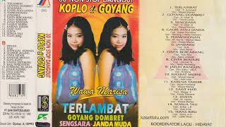 Gambar cover Wawa Marissa - Terlambat (Lirik)