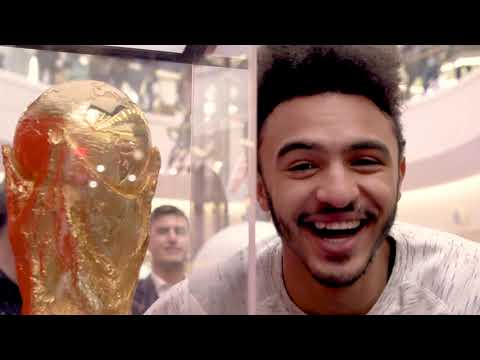 FIFA World Cup Trophy Tour by Coca-Cola Mid-Way Point