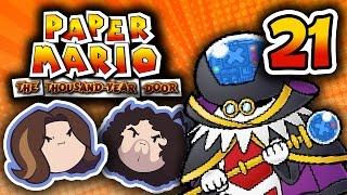 Paper Mario TTYD: Computer Love - PART 21 - Game Grumps