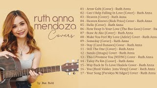 Ruth Anna Mendoza Covers